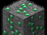 Minerai d'émeraude