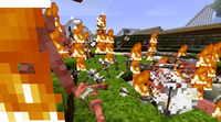 Minecraft skeleton fail by buba2426-d3dv4z2