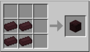 Criando Tijolos do Nether
