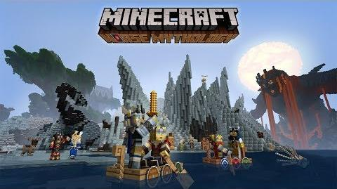 Minecraft Norse Mythology Mash-Up Pack Trailer