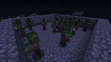 Zombie villagers 1.9