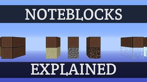 Minecraft Noteblock Mechanics Explained