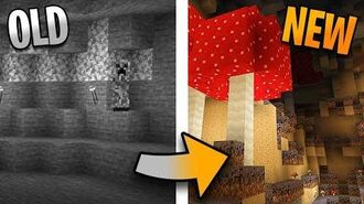 The Minecraft Cave Update Is Here ( 1)