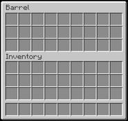 BarrelGUI