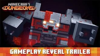 Minecraft Dungeons Gameplay Reveal Trailer