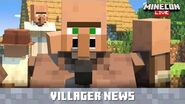 VILLAGER (and Pillager?) NEWS