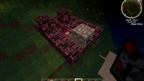 Minecraft - Rapid pulser (Redstone)