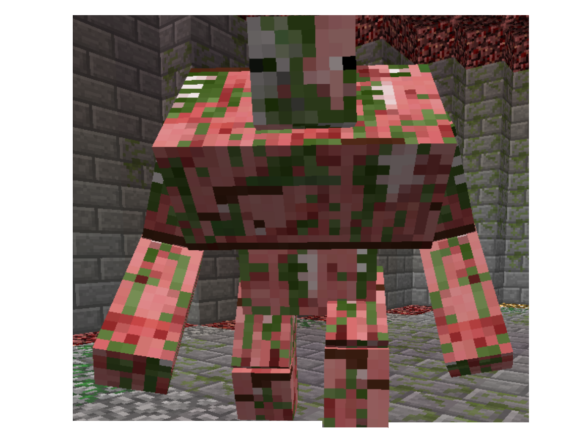 Image - Mutant zombie pigman.png | Minecraft Wiki | FANDOM powered ... for Minecraft Characters Zombie Pigman  113lpg