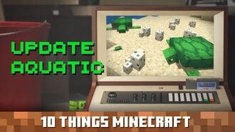 Update Aquatic Ten Things You Probably Didn't Know About Minecraft