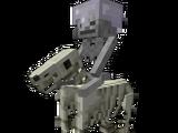 Skeleton Trap Horse
