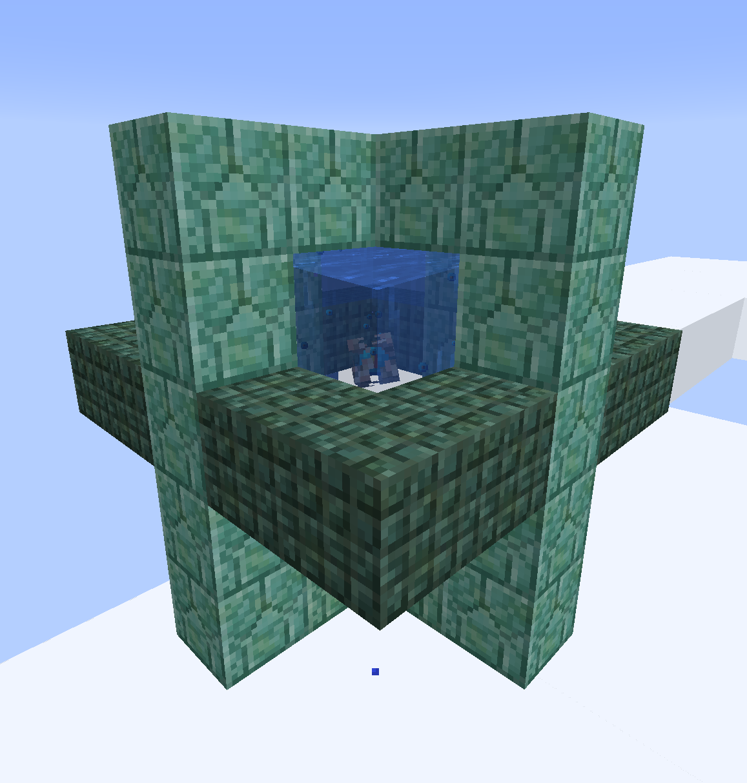 Minecraft Conduit - Minecraft Castle Map Wallpapers
