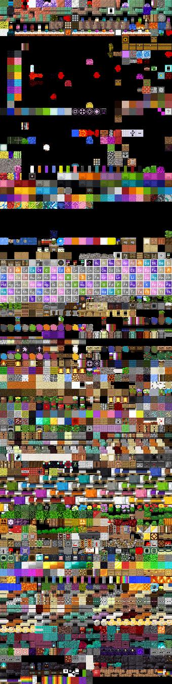 Blocks Minecraft Wiki Fandom