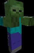Minecraft giant zombie by scott910-d6wij72