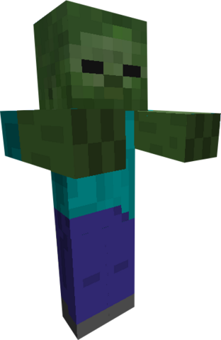 File:Minecraft giant zombie by scott910-d6wij72.png