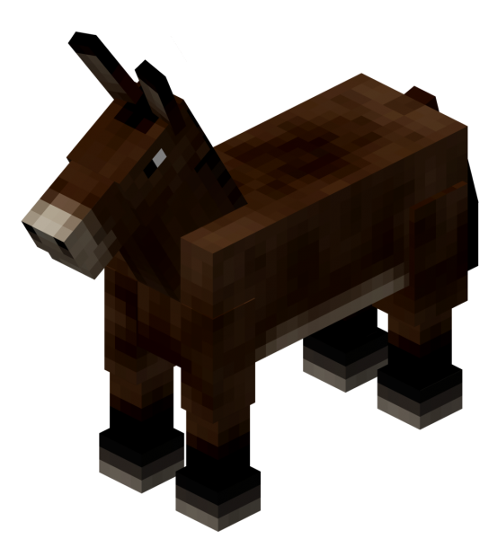 Image result for minecraft mule