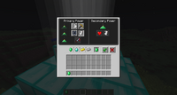 Beacon Block GUI