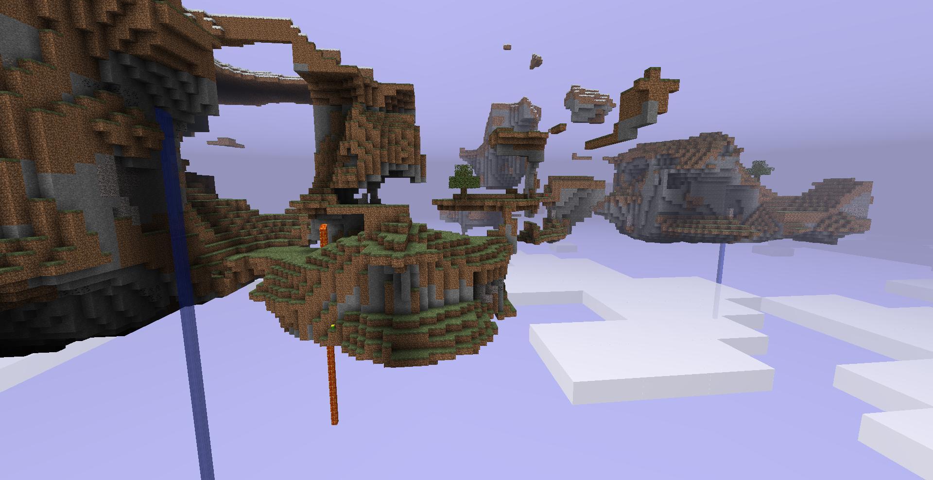 Sky Dimension | Minecraft Wiki | FANDOM powered by Wikia