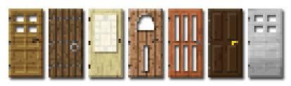 Doors & Doors | Minecraft Wiki | FANDOM powered by Wikia Pezcame.Com