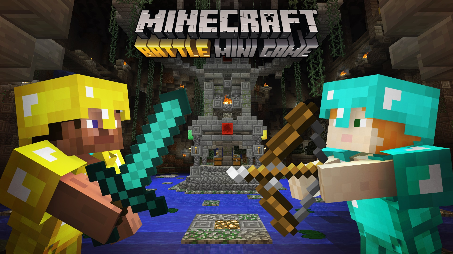 Battle Mode | Minecraft Wiki | FANDOM powered by Wikia