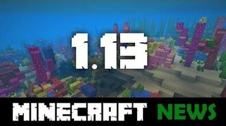 What's New in Minecraft Java Edition 1.13 - The Update Aquatic?