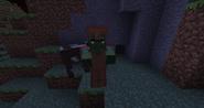 Zombie Wieśniak w Skórzanej Zbroi