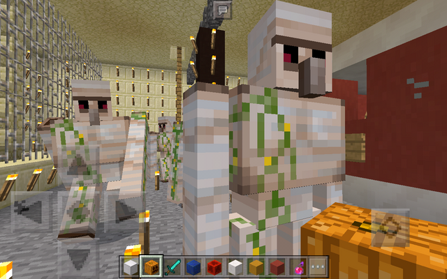 File:Several Iron Golems next to a Fire Truck.png