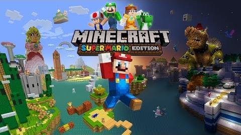 Minecraft Super Mario Mash-Up Pack for Wii U