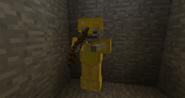 Скелет в золоте