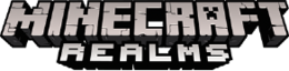 Minecraft Realms Logo
