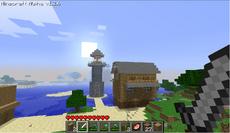 Minecraft alpha 3