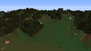 Swamp Biome Per Page