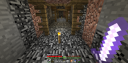 Bedrock Mineshaft