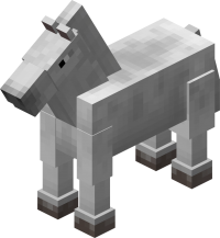 what is wrong with this minecraft horse