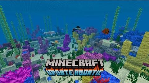 Minecraft 1.13 Trailer