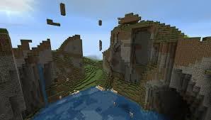 Minecraft Extreme Hills