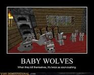 Wolf art 8
