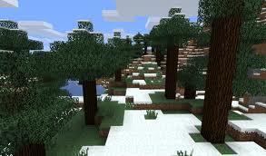 Minecraft Taiga