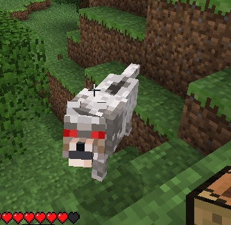 Can Wolves Be Tamed In Survival Craft