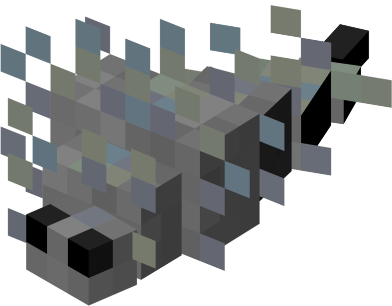 Silverfish minecraft xbox 360 edition wiki fandom powered by silverfish are small grey mobs that only spawn in strongholds they move in a wiggling pattern and make a hissing sound similar to that of a spiders ccuart Choice Image