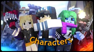 MAW MPN Characters