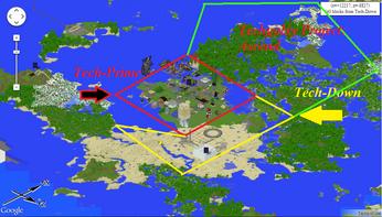 Techgalxy Map