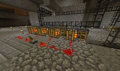 Redstone engine array