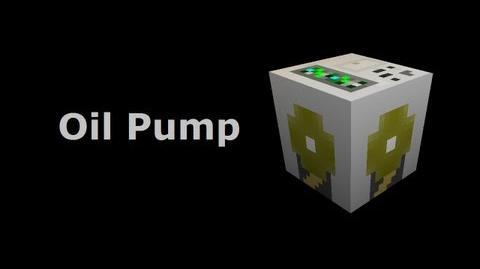 Oil Pump - Tekkit In Less Than 90 Seconds