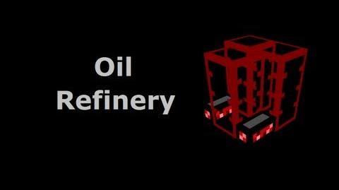 Oil Refinery/Buildcraft2