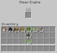 Steam-engine-fuel