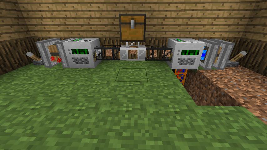 mining well