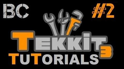 Tekkit Tutorials - BC 2 - Buildcraft Pipes