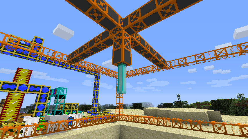 Quarry | Minecraft buildcraft Wiki | FANDOM powered by Wikia