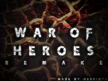 Official War of Heroes Banner