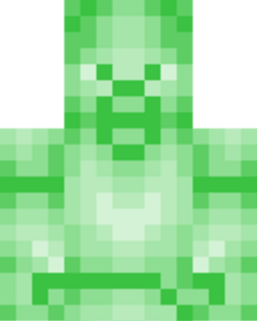 Green Steve Mccw 7 Year Anniversary Remake Minecraft